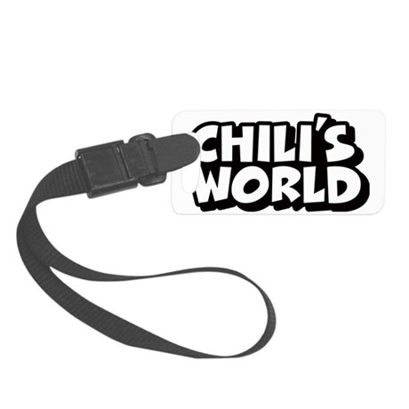 Chili-Logo Small Luggage Tag
