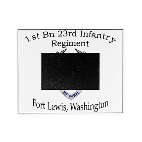 1st Bn 23rd Infantry Picture Frame