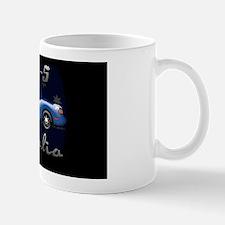 Flag-australia-black Mug