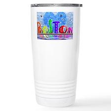 I Heart Boston Travel Mug