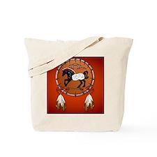 Horse n Arrows pillow Tote Bag