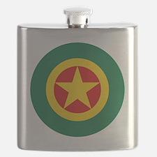 5x5-Roundel_ethiopia Flask