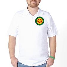 831x3-Roundel_ethiopia T-Shirt