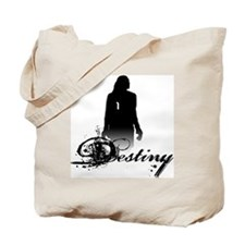 Destiny T Shirt Tote Bag