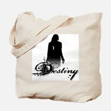 Destiny T Shirt Tote Bag
