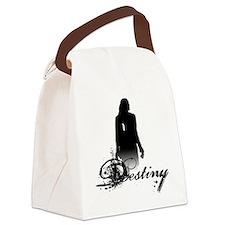 Destiny T Shirt Canvas Lunch Bag