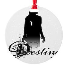 Destiny T Shirt Ornament