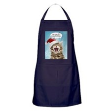 sing_note_out Apron (dark)