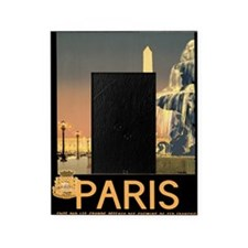 Paris Fountain iPad1 Picture Frame
