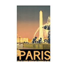 Paris Fountain iPad1 Decal