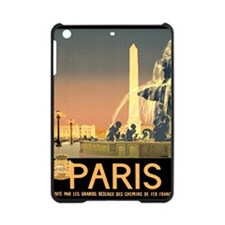Paris Fountain iPad1 iPad Mini Case
