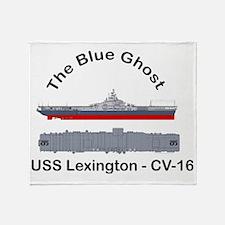 Essex-Lex-T-Shirt_Front_Straight Throw Blanket