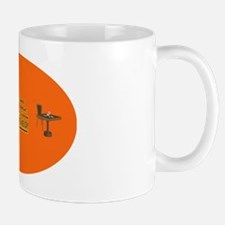 you know youre being fucked decal Mug