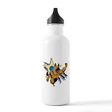 Police K9 Super Hero Water Bottle