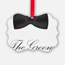 the groom new Ornament