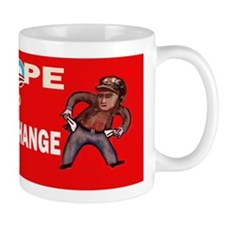 no hope and change Mug