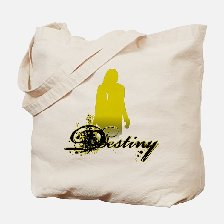 hope-solo-destiny-shirt-black Tote Bag