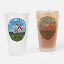 inafield Drinking Glass