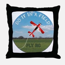inafield Throw Pillow