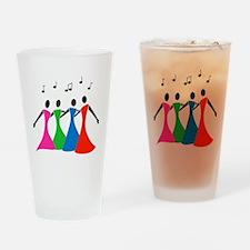 singingaloud Drinking Glass