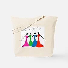 singingaloud Tote Bag