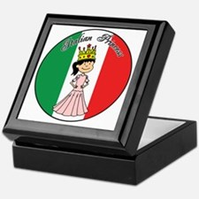 Italian Princess Shirt Keepsake Box