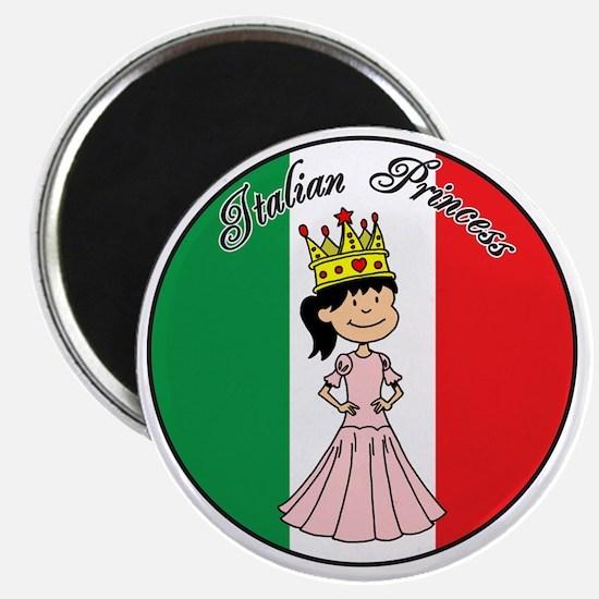 Italian Princess Shirt Magnet
