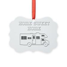 HomeSweetHomeClassC-Reverse Ornament