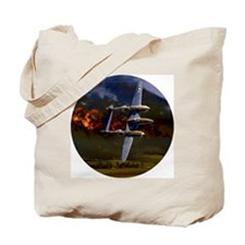 fireball_round_lg Tote Bag