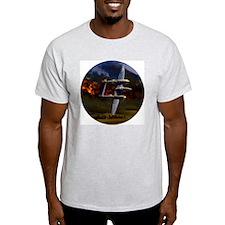 fireball_round_lg T-Shirt