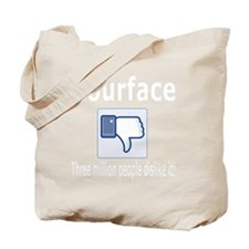 yourface(blk) Tote Bag