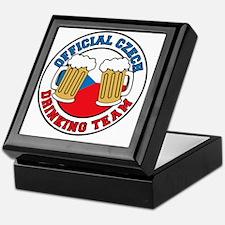 Official Czech Drinking Team Keepsake Box