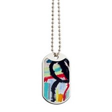 abstract125 Dog Tags