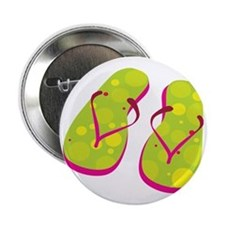 "flipflops 2.25"" Button"