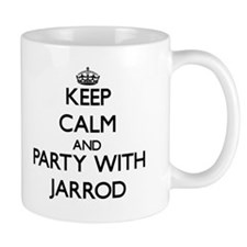 Keep Calm and Party with Jarrod Mugs