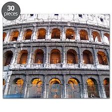 Colosseum Dusk Puzzle