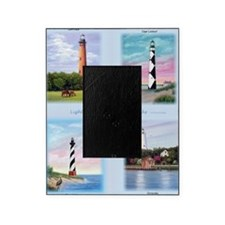 Lighthouses Outer Banks tall Picture Frame