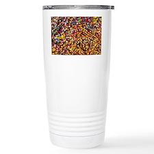 pretty artisan beads Travel Mug