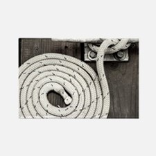boat knot Rectangle Magnet