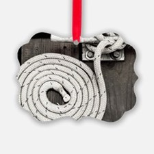 boat knot Ornament