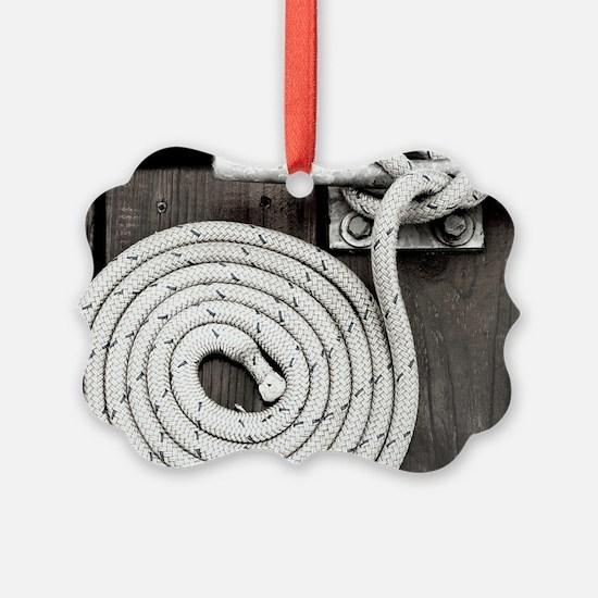 boat knot Ornament