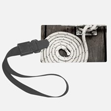 boat knot Luggage Tag