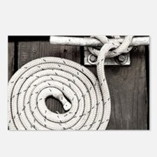 boat knot Postcards (Package of 8)