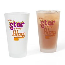 star Drinking Glass