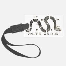 unite-or-die Luggage Tag