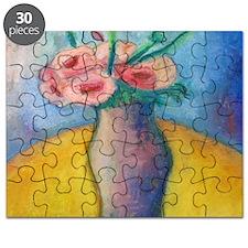 pinkrosespillow Puzzle