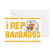 barbados1 Greeting Card