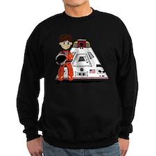 Spaceman Pad3 Sweatshirt