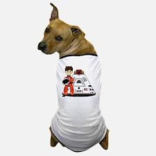 Spaceman Pad3 Dog T-Shirt
