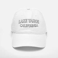 Lake Tahoe CA Baseball Baseball Cap